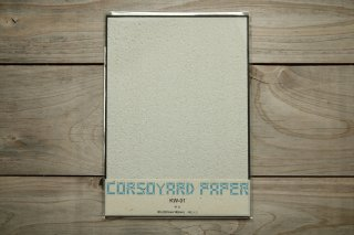 CORSOYARD PAPER<br/>KW-01<br/>落水紙「春雨」<br/>B5<br/>