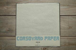 CORSOYARD PAPER<br/>KW-02<br/>落水紙「春雨」2層<br/>30cm角<br/>