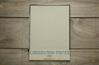 CORSOYARD PAPER<br/>KW-03<br/>落水紙「流水」<br/>B5<br/>