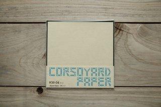 CORSOYARD PAPER<br/>KW-04<br/>落水紙「矢鱈縞」<br/>15cm角<br/>