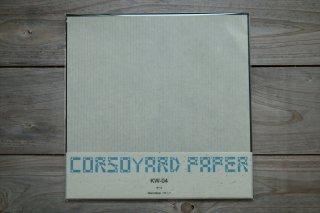 CORSOYARD PAPER<br/>KW-04<br/>落水紙「矢鱈縞」<br/>30cm角<br/>