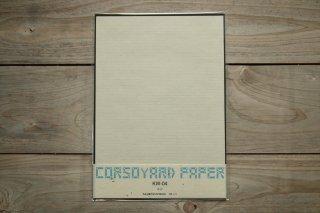 CORSOYARD PAPER<br/>KW-04<br/>落水紙「矢鱈縞」<br/>A4<br/>