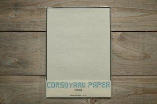CORSOYARD PAPER<br/>KW-05<br/>落水紙「よろけ格子」<br/>A4<br/>