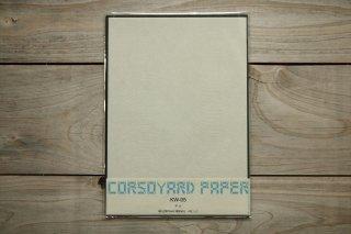 CORSOYARD PAPER<br/>KW-05<br/>落水紙「よろけ格子」<br/>B5<br/>