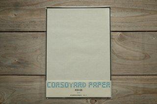 CORSOYARD PAPER<br/>KW-06<br/>落水紙「矢鱈格子」<br/>A4<br/>