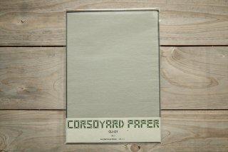 CORSOYARD PAPER<br/>GJ-01<br/>雁皮紙<br/>A4<br/>