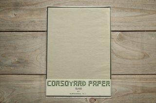 CORSOYARD PAPER<br/>GJ-02<br/>雁皮紙 漉き合わせ多層紙<br/>A4<br/>