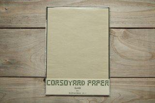 CORSOYARD PAPER<br/>GJ-02<br/>雁皮紙 漉き合わせ多層紙<br/>B5<br/>