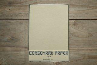 CORSOYARD PAPER<br/>FO-01<br/>楮雁皮混合紙・折り紙専用紙<br/>A4<br/>