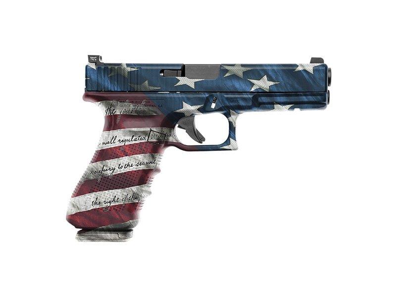 pistol skin gunskins ガンスキンズ