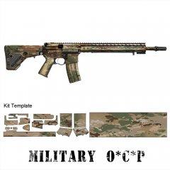 【クリアランス品】AR-15 M4 Rifle Skin