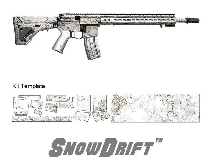 gunskins pencott snowdrift series gunskins ガンスキンズ