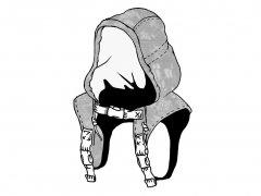 Tactical Alone Hood Kryptek