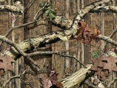 Mossy Oak Break Up Infinity 生地