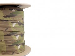 #9 Zipper Multicam