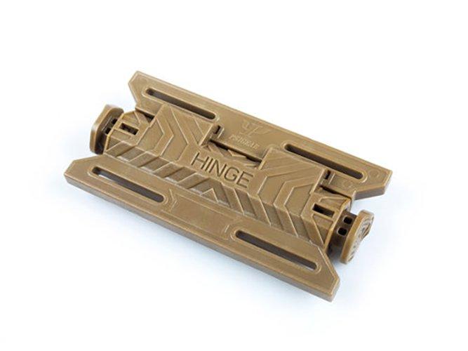 Hinge Mark II Quick Release Buckles