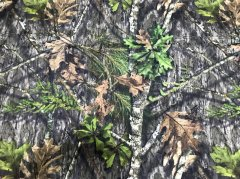 Mossy Oak Obsession 600D Polyester 生地