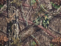 Mossy Oak Break-up Country 600D Polyester 生地