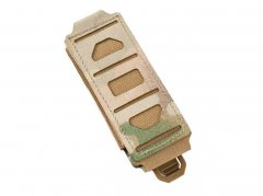 Skewer Laser-cut Pistol Mag Pouch-Double