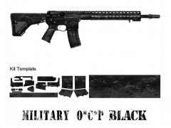 Gunskins OCP Black Series