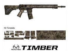 Gunskins RealTree Timber