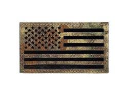 US Flag IR Patch - Mandrake