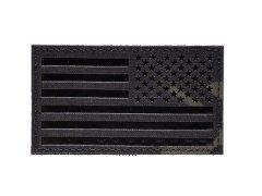 US Flag IR Patch - Multicam Black
