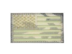 US Flag IR Patch - Multicam Alpine
