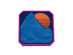 <img class='new_mark_img1' src='https://img.shop-pro.jp/img/new/icons1.gif' style='border:none;display:inline;margin:0px;padding:0px;width:auto;' />Retro Rock PVC Morale patch - Full Color