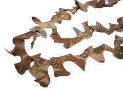 Leafy Cut Camo Tape Concamo Brown