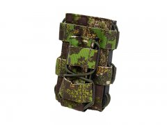 Quick Draw Mag Pouch Duo - Green Zone