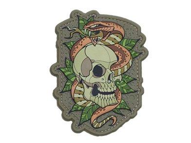 Skull Snake 2 Patch - Multicam