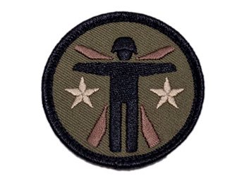 Soldier Systems Logo Patch - Forest