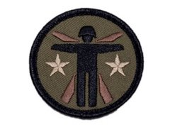 <img class='new_mark_img1' src='https://img.shop-pro.jp/img/new/icons8.gif' style='border:none;display:inline;margin:0px;padding:0px;width:auto;' />Soldier Systems Logo Patch - Forest