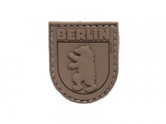 Berlin Bear Patch Series