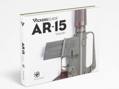 VICKERS GUIDE: AR-15 Vol.1 2nd Edition【予約品】