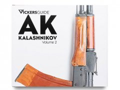 <img class='new_mark_img1' src='https://img.shop-pro.jp/img/new/icons4.gif' style='border:none;display:inline;margin:0px;padding:0px;width:auto;' />VICKERS GUIDE: KALASHNIKOV Vol.2【予約】