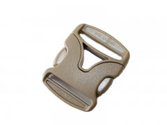 Duraflex  Stealth® Vee Buckle 1.5