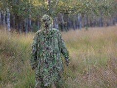 Ultra-Light Ghost Hoodie Concamo Green Gen2