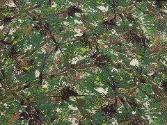 ConCamo Green Gen2 CORDURA 500D Nylon 生地