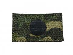 JP Flag IR Patch -  Multicam Tropic