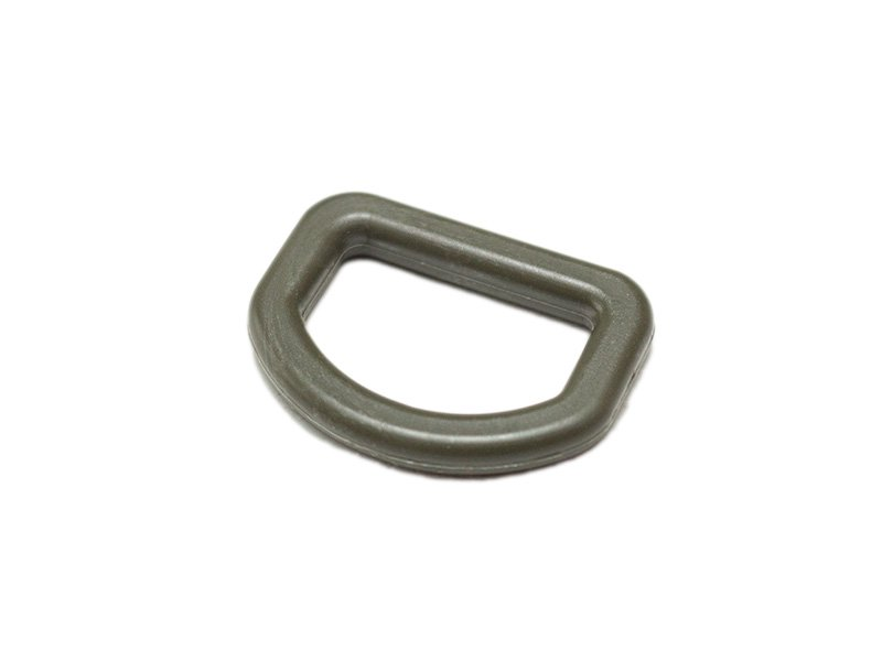 D-Ring - Ranger Green
