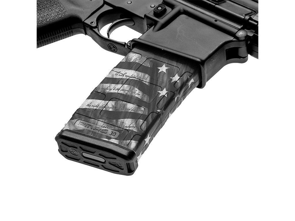 【取寄せ】M4 Mag Skins Single Pack - Victory Grey