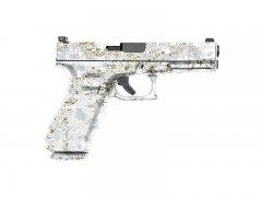 【取寄せ】Pistol Skin - PenCott SnowDrift