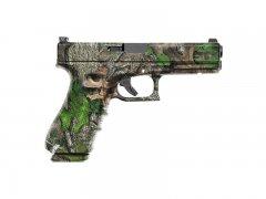 【取寄せ】Pistol Skin - TrueTimber HTC Green