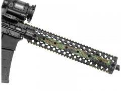 【取寄せ】Quad Rail Skin Camo - GS Vietnam Tiger Stripe