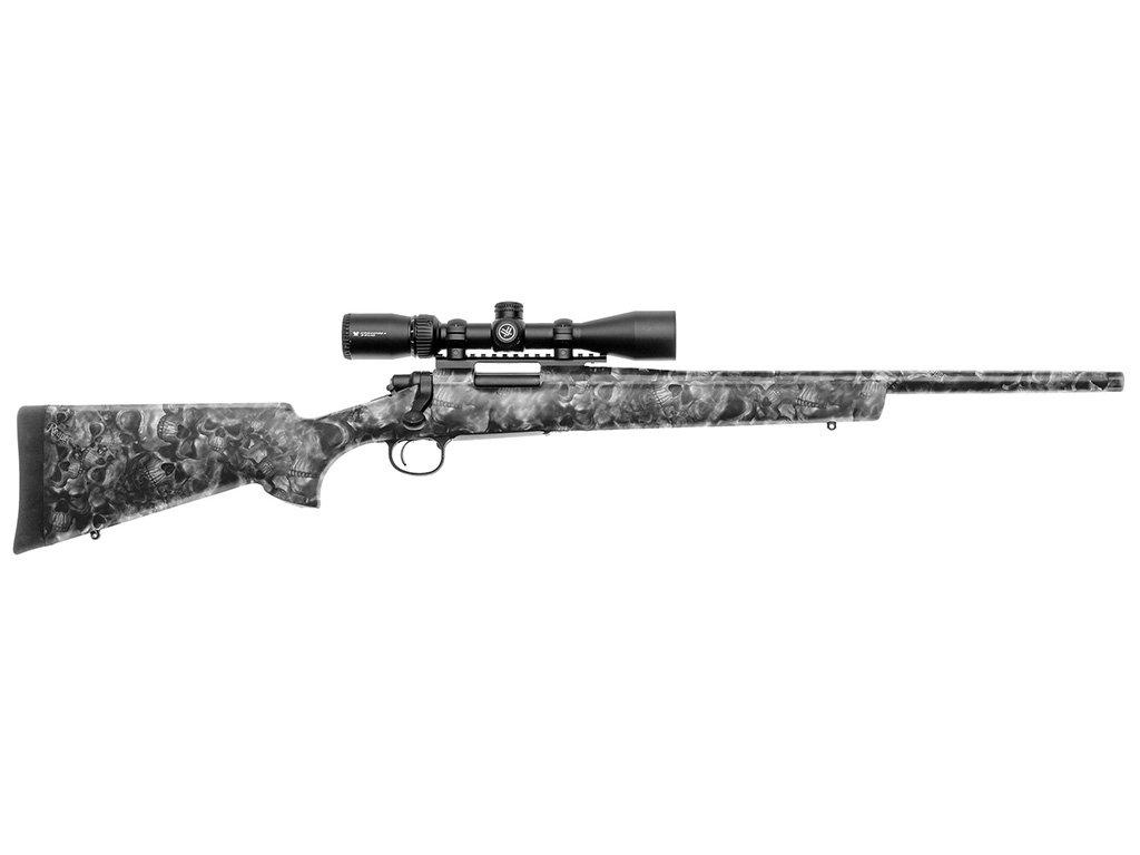 【取寄せ】Rifle Skin - Reaper Black