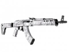 【取寄せ】AK-47 Rifle Skin - A-TACS AT-X