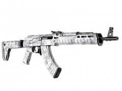 【取寄せ】AK-47 Rifle Skin - Kryptek Yeti