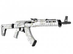 【取寄せ】AK-47 Rifle Skin - PenCott SnowDrift